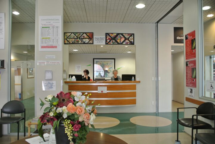 Premium health care in Cornwall Medical Centre