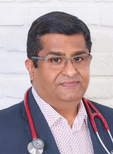 Dr Hemant Kheterpal (Partner)